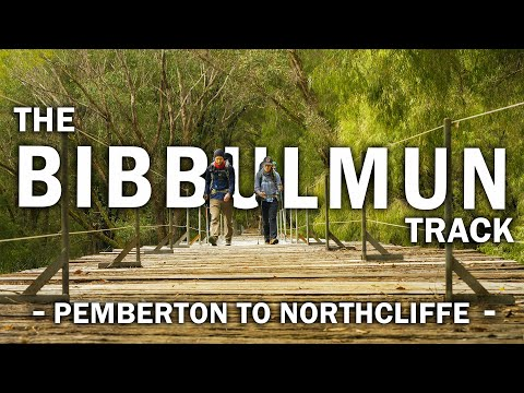 HIKING | The Bibbulmun Track  - Pemberton to Northcliffe, WA