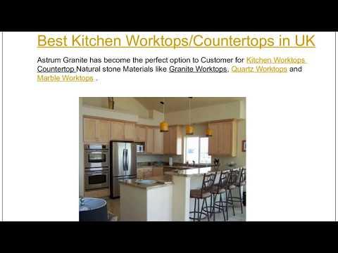 Granite Worktops: Why Should I Buy Kitchen worktops From Astrum Granite? Call on (+44)203-290-8427