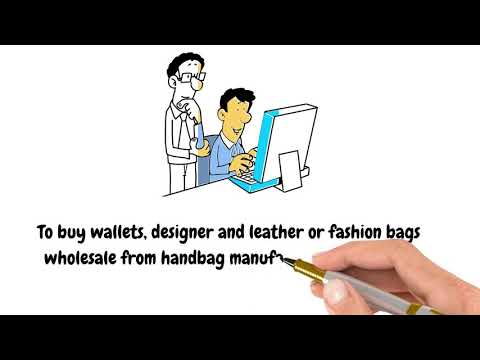 Wholesale handbag, wallets & Purse
