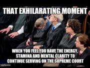 Ginsburg Embarrassment
