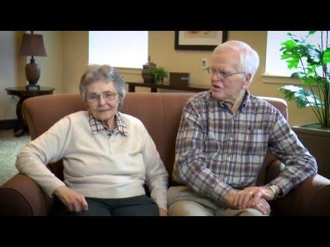 Seniors Talking About Love