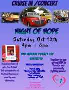 CRUISE IN CONCERT - NIGHT OF HOPE