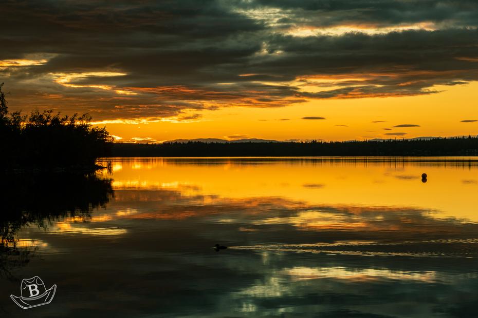 Green Lake sunrise