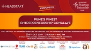 STARTUP CONCLAVE - Pune's Finest Startup Event by HEADSTART