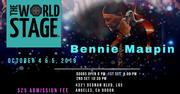 BENNIE MAUPIN [2XNights]
