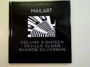 Mail art collab by Sharon Silverman (Massachusetts, USA) & De Villo Sloan (New York, USA)