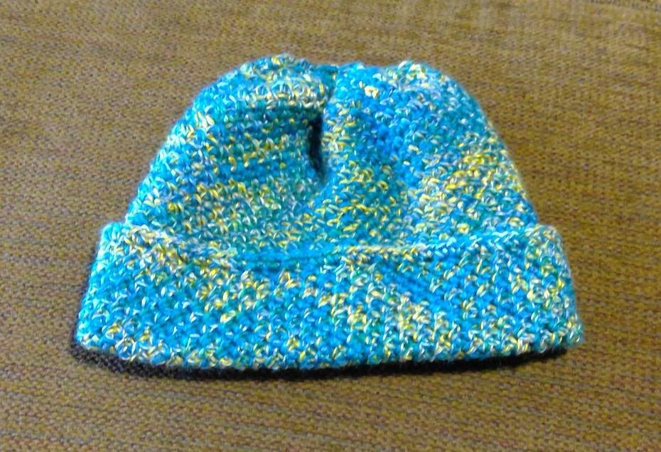 CleverHat-Crochet