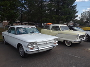 2019 Fall Carlisle Collector Car Auction 1964 Corvair and Metropolitan