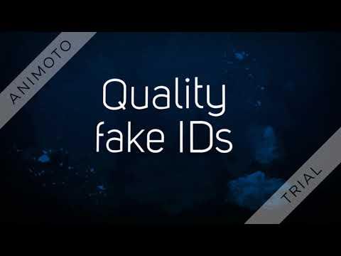 Quality Fake IDs