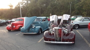 Capital City Cruisers October 2019 Cruise 30's Chevy Street Rods in force!