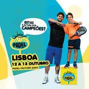 CRIANÇAS:'Junior Padel Cup' prossegue para Lisboa