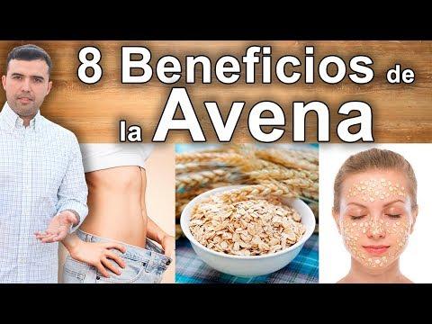 8 Beneficios y Propiedades de Comer Avena Todos Los Días - Adelgazar, Salud y Belleza