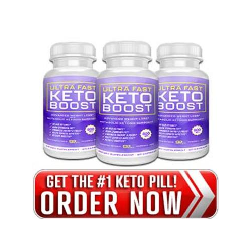 Ultra Fast Keto Boost Weight Loss Pills