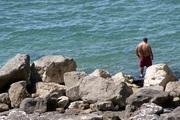 la roccia del mare