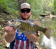 "14.5"" Smallmouth Bass (10-7-19)"