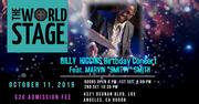 BILLY HIGGINS Birthday Concert / 30 yr. Anniversary @ The World STAGE Fri. Oct. 11th, 9PM ~