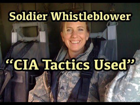 """Military Base Used for Illegal Activities: """"Laundering, Trafficking, Murder"""" w/ Soldier Davis"""