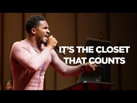 It's the Closet that Counts | Dr. Matthew Stevenson