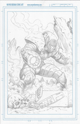 Sequential Art Pages