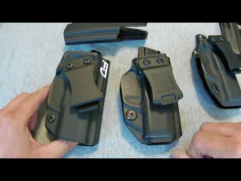 P365 Kydex IWB Holster Round Up