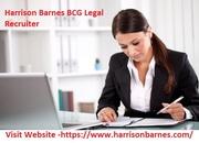 Harrison Barnes Attorney Recruiter