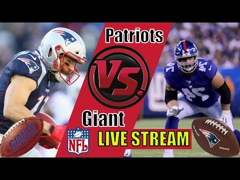 Patriots vs Giants: TV channel, live stream info, start time & How to watch