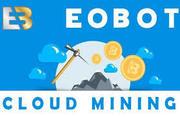 Eobot - майнинг криптовалюты (как заработать без вложений)