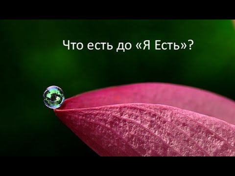 """Сатсанг 28.09.19.  -  Что есть до """"Я есть"""" """"Нейро-Сталкинг"""""""