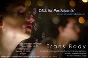 CALL FOR PARTICIPANTS // TRANS BODY