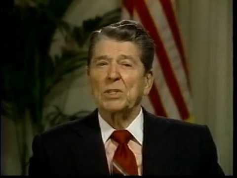 Ronald Reagan on Rancheros Visitadores