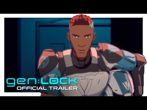 gen:LOCK - Official Trailer | Only on Rooster Teeth