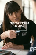 """10 October 2019 - Read EF's """"Guide to Teaching in China"""""""