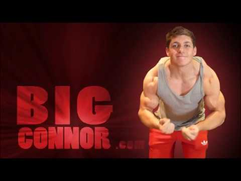 Big Connor and Super Saiyan Rematch And Dominate Weaker Guy