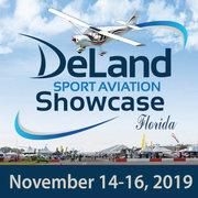 Zenith at the DeLand Sport Aviation Showcase in Florida: November 14 - 16, 2019