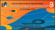 Awareness Building Campaign on Open Access Publishing Practices