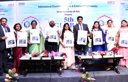 5th Global Literary Festival Noida Was Full of Zest And Enthusiasm