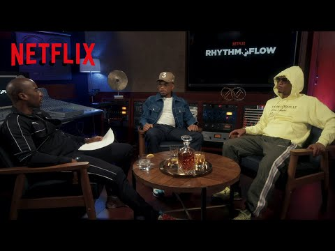 Chance the Rapper and T.I. Talk Netflix Reality Series 'Rhythm + Flow' With Charlamagne