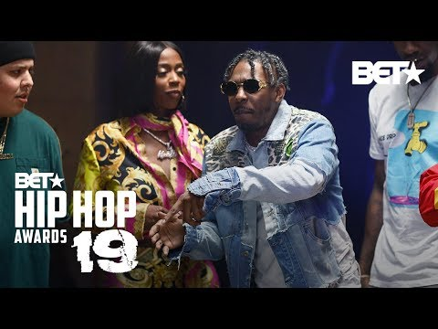 Kash Doll, Iman Shumpert, King Los & More Go Off In Contemporary Cypher! | Hip Hop Awards '19