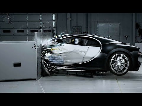 Top 10: Most EXPENSIVE Car CRASH TEST ! ! !