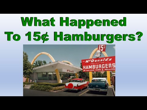 What Happened To 15 Cent Hamburgers