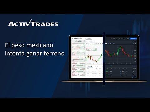 Video Análisis: El peso mexicano intenta ganar terreno