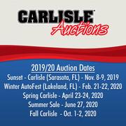 Sunset-Carlisle Collector Car Auction, Sarasota, FL