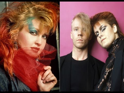 The Best Dance of the 80's II (Balanços Anos 80 II) com Cyndi Lauper, Yazoo, Falco, The B52's...