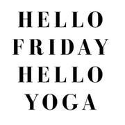 Yoga Rise n Shine Friday friendly morning class