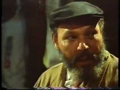 August Wilson - 'Poem for my grandfather'