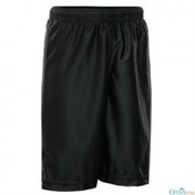 Somber Black School Uniform Shorts