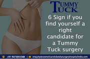6 Sign if you find yourself a right candidate for a Tummy Tuck surgery