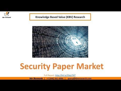 Security Paper Market