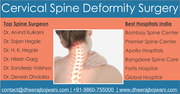 Advance cervical spine surgery best hospitals and surgeons in India