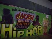 SEMANA HIP HOP  10 DE MAIO DE 2019-    COLETIVO É NOS